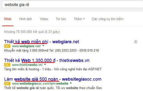 Có nên chọn Website giá rẻ cho doanh nghiệp của mình?