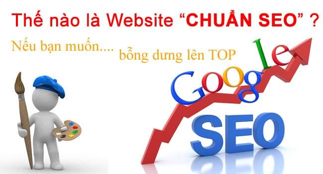 Hướng dẫn cách nhận biết website được thiết kế chuẩn SEO
