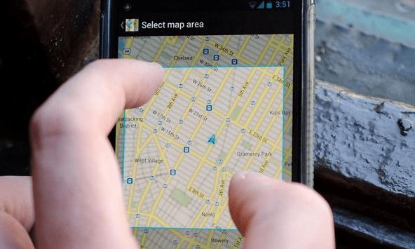 Tính năng hỗ trợ dẫn đường ngoại tuyến của Google Maps