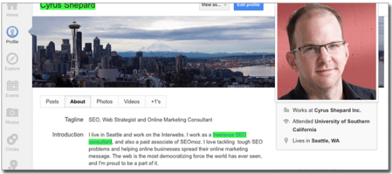Cách Seo đơn giản nhưng hiệu quả cao với Google+