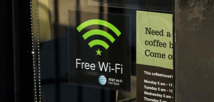 Wifi free sắp được phủ sóng tại Hà Nội