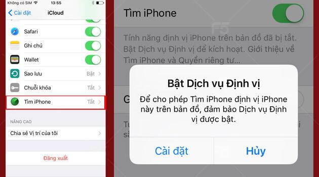 phuong phap bao mat iphone