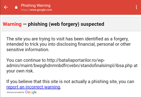 ba tính năng chống mã độc gmail