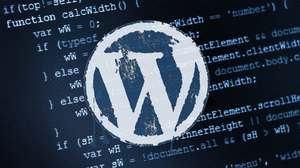 làm website bằng wordpress đơn giản