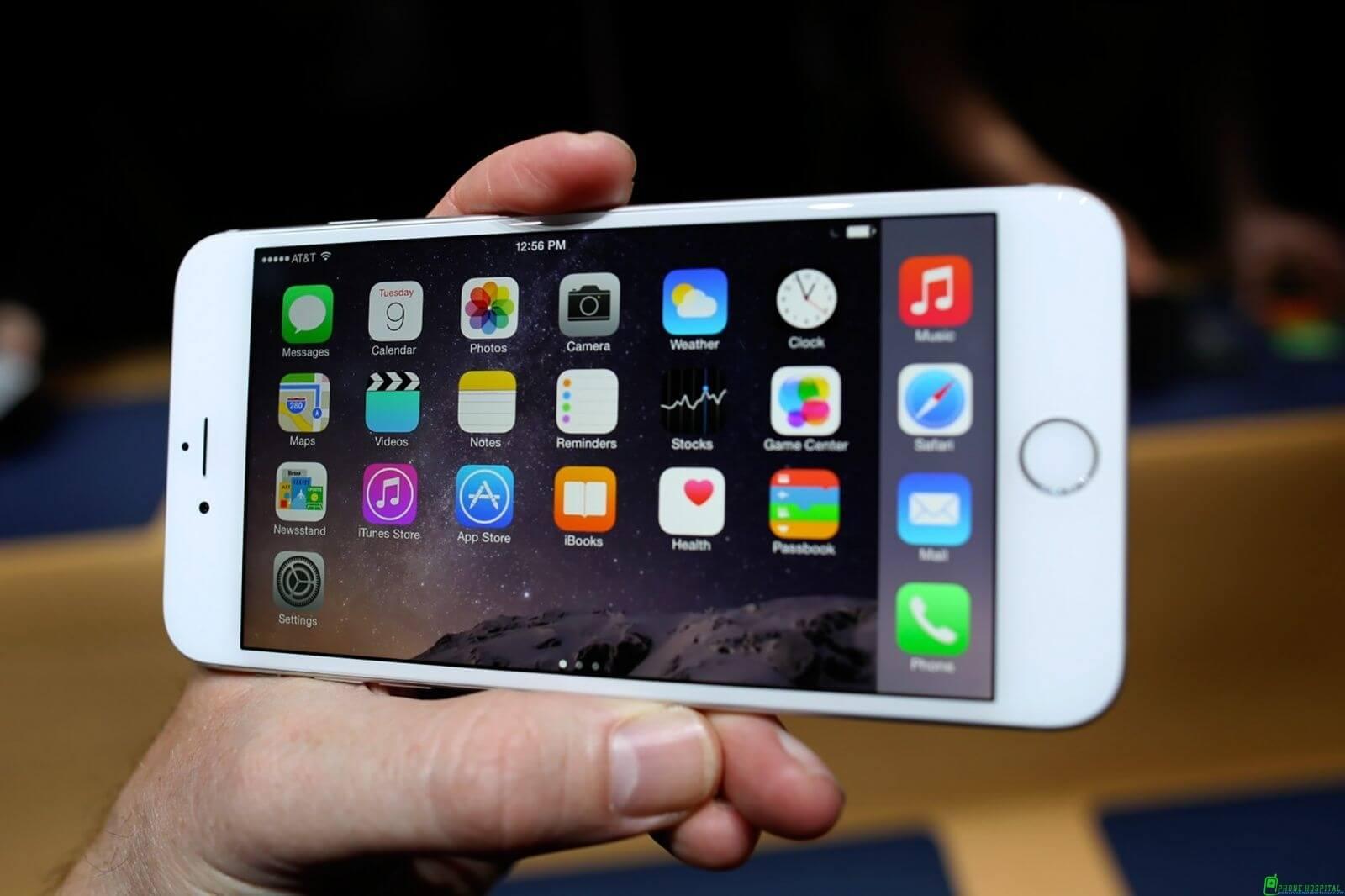quay màn hình iphone không tải app
