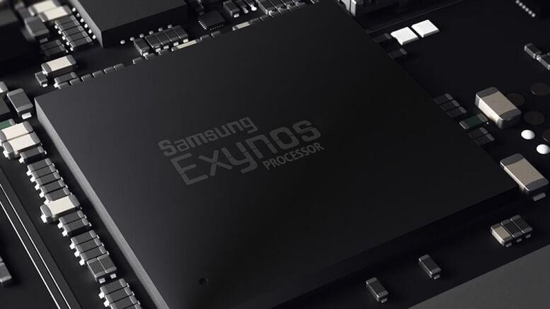 Bộ vi xử lý Exynos 7nm trên Galaxy Note 9
