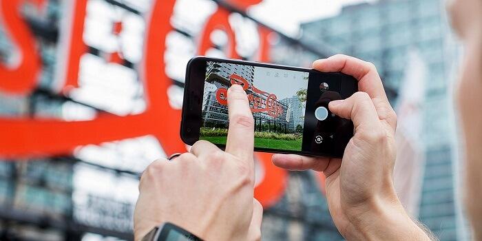 Camera AI: Trí thông minh nhân tạo giúp chỉnh ảnh trước khi chụp