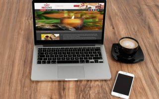 Web bán hàng, giới thiệu doanh nghiệp