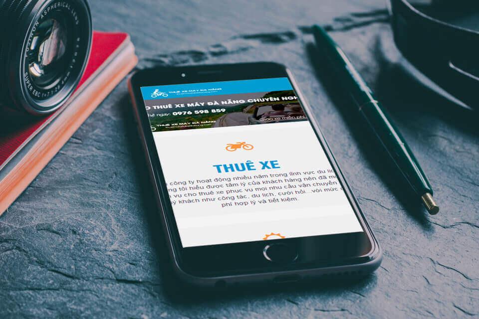 website du lịch wordpress