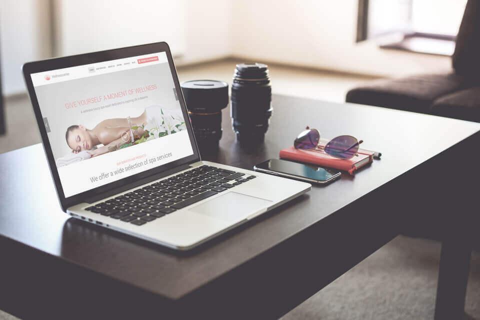 Website Spa, dịch vụ