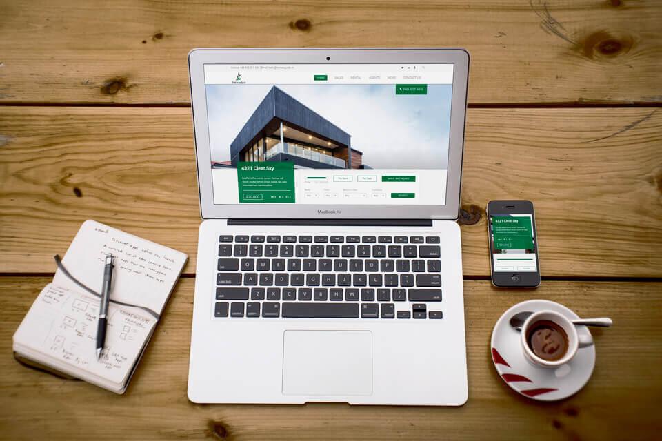 Website bất động sản cho thuê