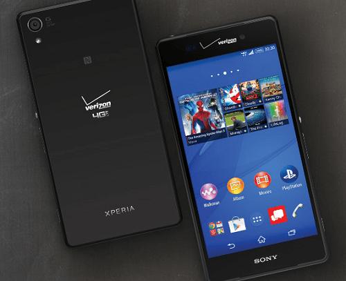 Sony Z3V cạnh tranh trực tiếp với Xiaomi Mi 4 dưới 3 triệu