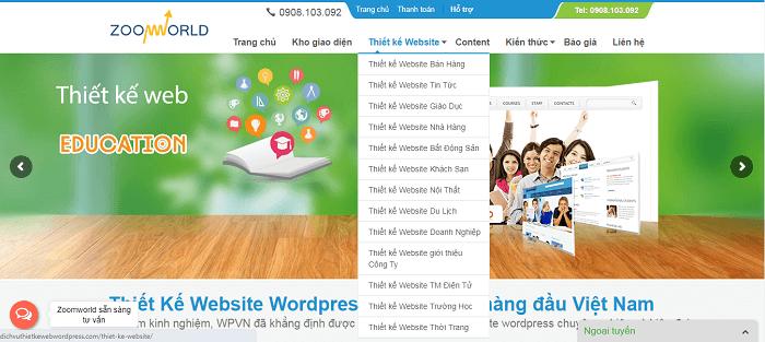 Các chức năng cần có khi thiết kế website giới thiệu công ty