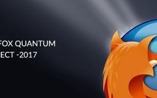 Firefox Quantum cú lột xác của cáo lửa