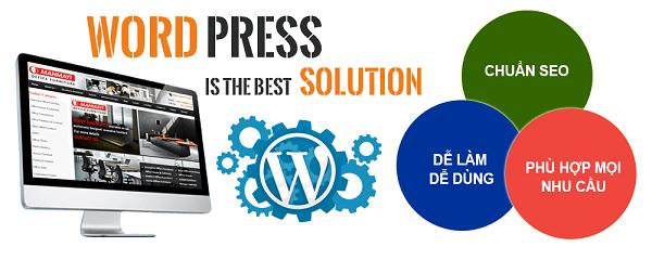 Những lý do mà bạn nên chọn thiết kế Website WordPress