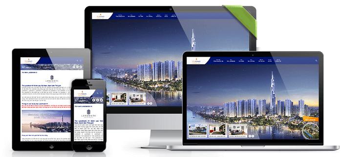 Thiết kế Website bất động sản: Đâu mới là cần và đủ?