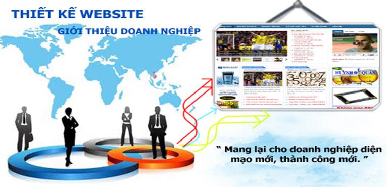 Thiết kế website quận 12 ưu tiên sự vượt trội về chất lượng và giá thành 2