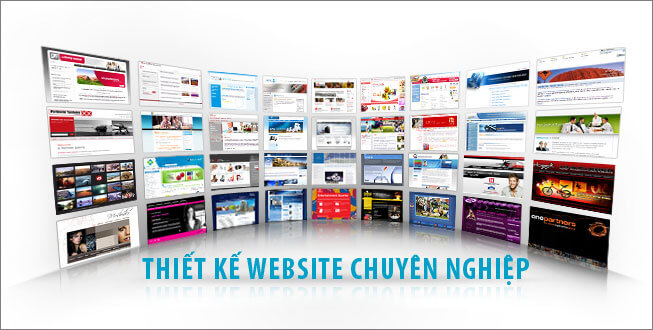 Tại sao doanh nghiệp của bạn cần đến dịch vụ thiết kế website chuyên nghiệp? 1