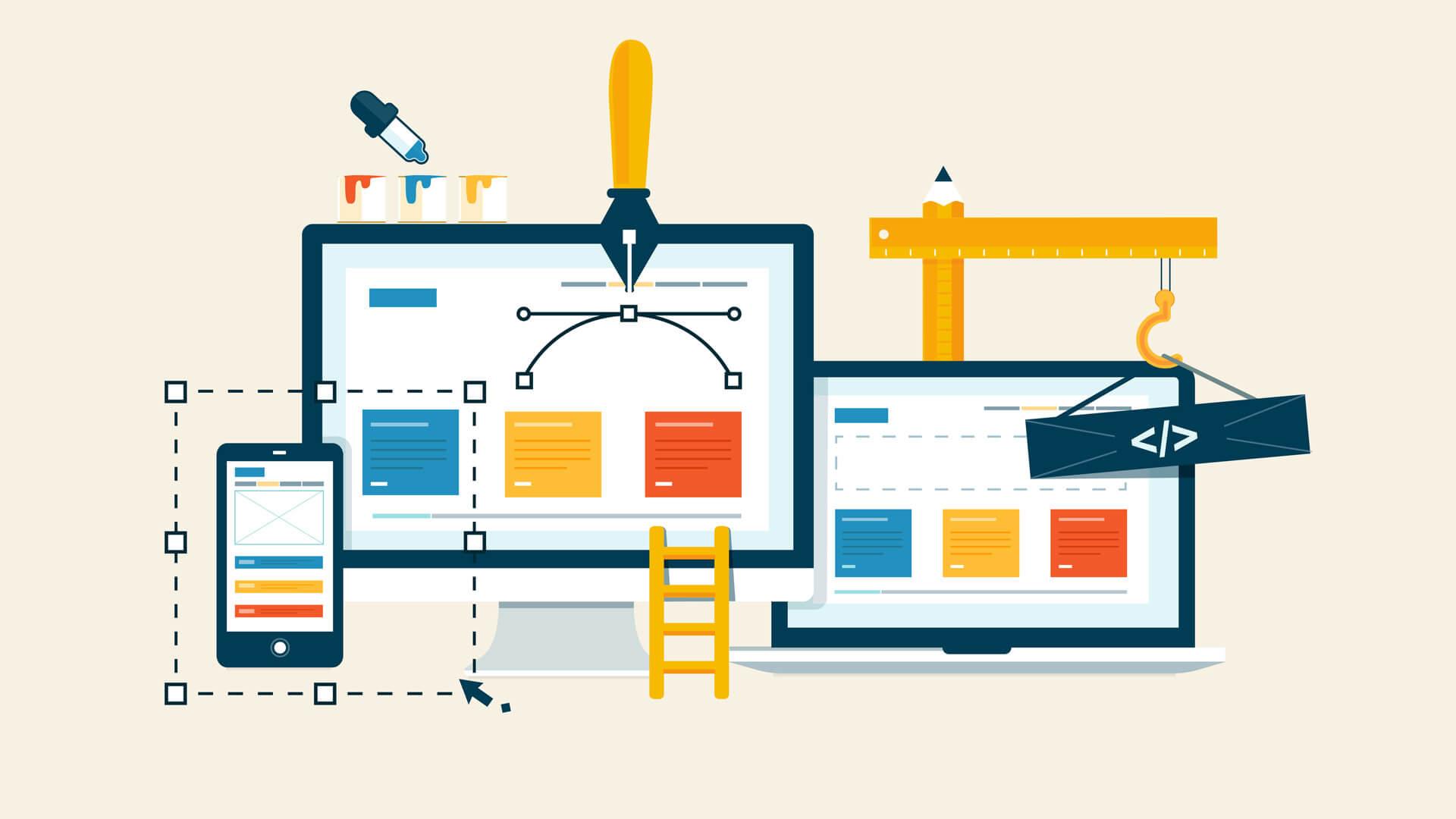 Dịch vụ thiết kế website quận 1 – sự lựa chọn hàng đầu của bạn 2
