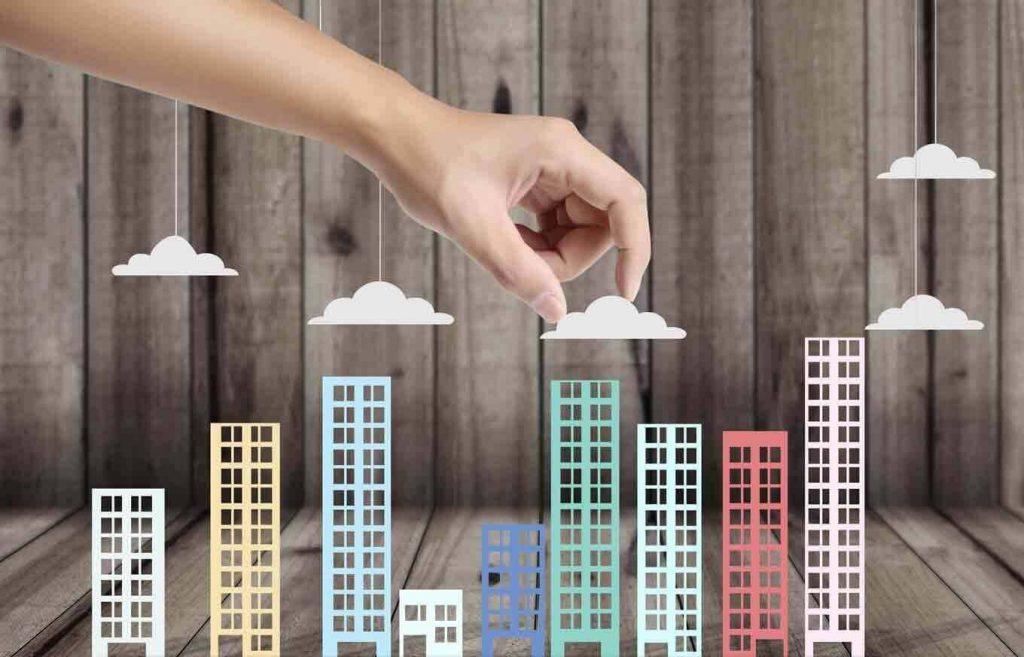 Thiết kế website công ty bất động sản - 1