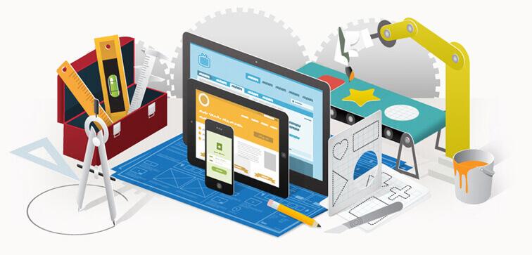 Thiết kế website công ty bất động sản