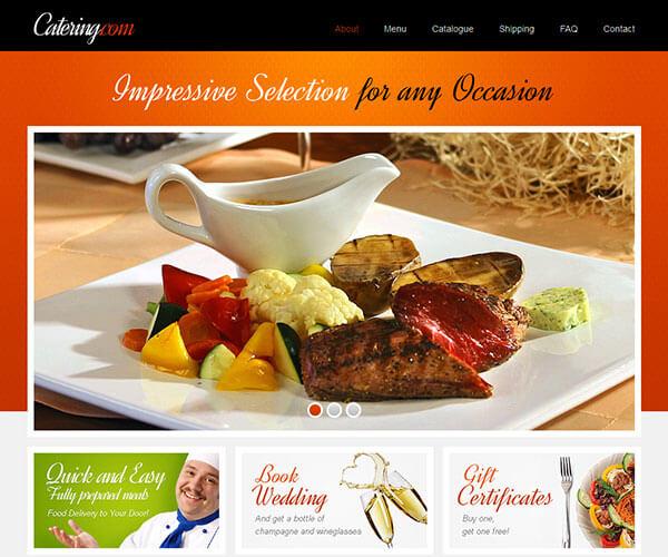 Thiết kế website chuyên nghiệp cho nhà hàng cần lưu ý những gì - 1