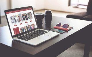 Website bán hàng quần áo