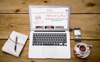 Website thiệp cưới