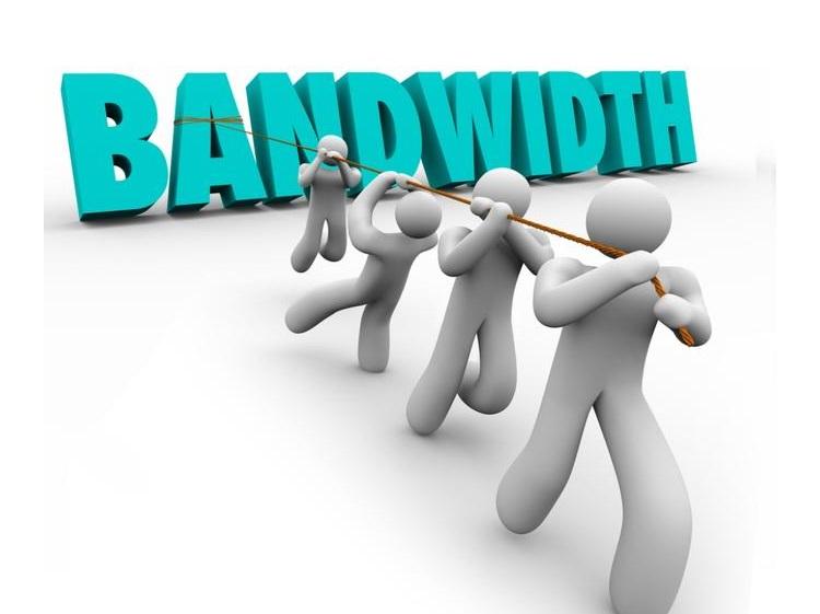 bloc brandwidth