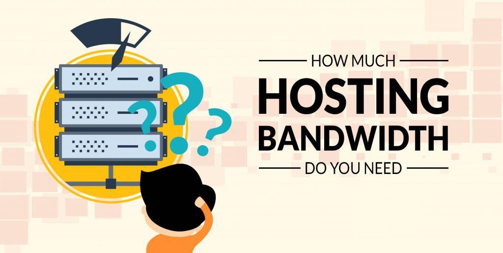Làm sao xác định Bandwidth của website có đủ rộng hay không