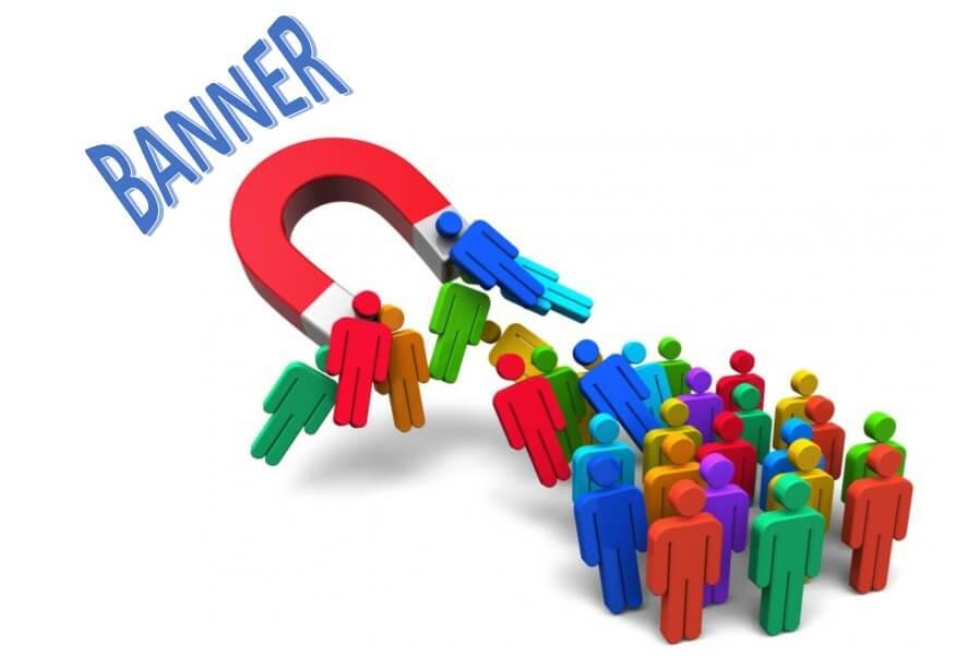 Banner- Hình thức Marketing Online siêu hiệu quả