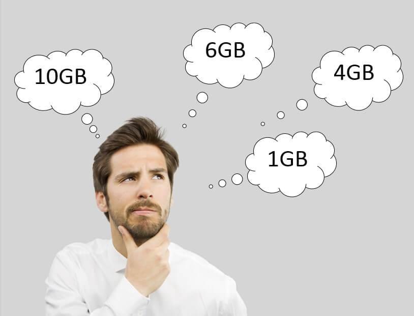 Cách lựa chọn gói Hosting phù hợp cho website