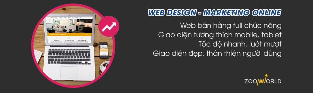 bảng giá thiết kế website wordpress
