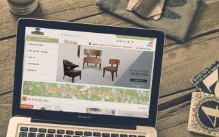 Thiết kế web bán hàng, giới thiệu doanh nghiệp nội thất