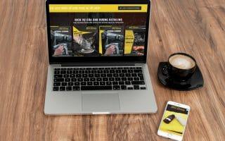 Thiết kế web giới thiệu doanh nghiệp, bán hàng anhduongdetelling