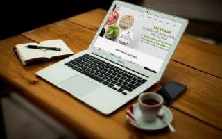 Thiết kế web giới thiệu doanh nghiệp inlylotgiay