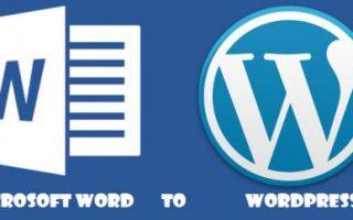 Cach Copy Tu Van Ban Word Sang Wordpress