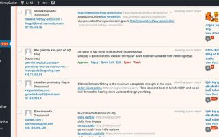 Ngan Ngua Spam Cho Web Wordpress 3