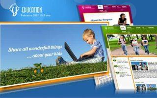Thiet Ke Website Giao Duc