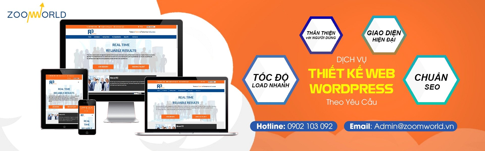 Thiet Ke Website Zoomworld