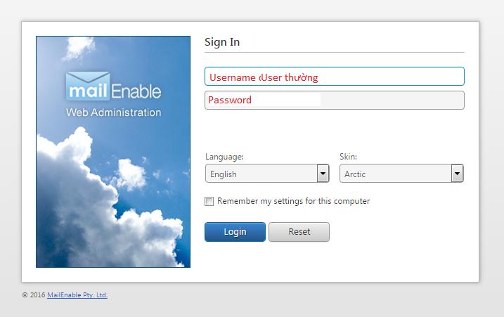 Cách sử dụng Mail Server – Cấu hình Mail trên Outlook