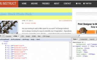 Addon Firefox Firebug E1427641726537