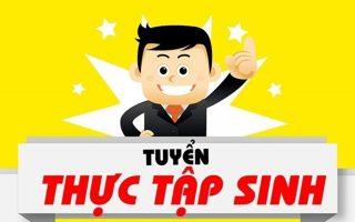 Tuyen Dung Thuc Tap